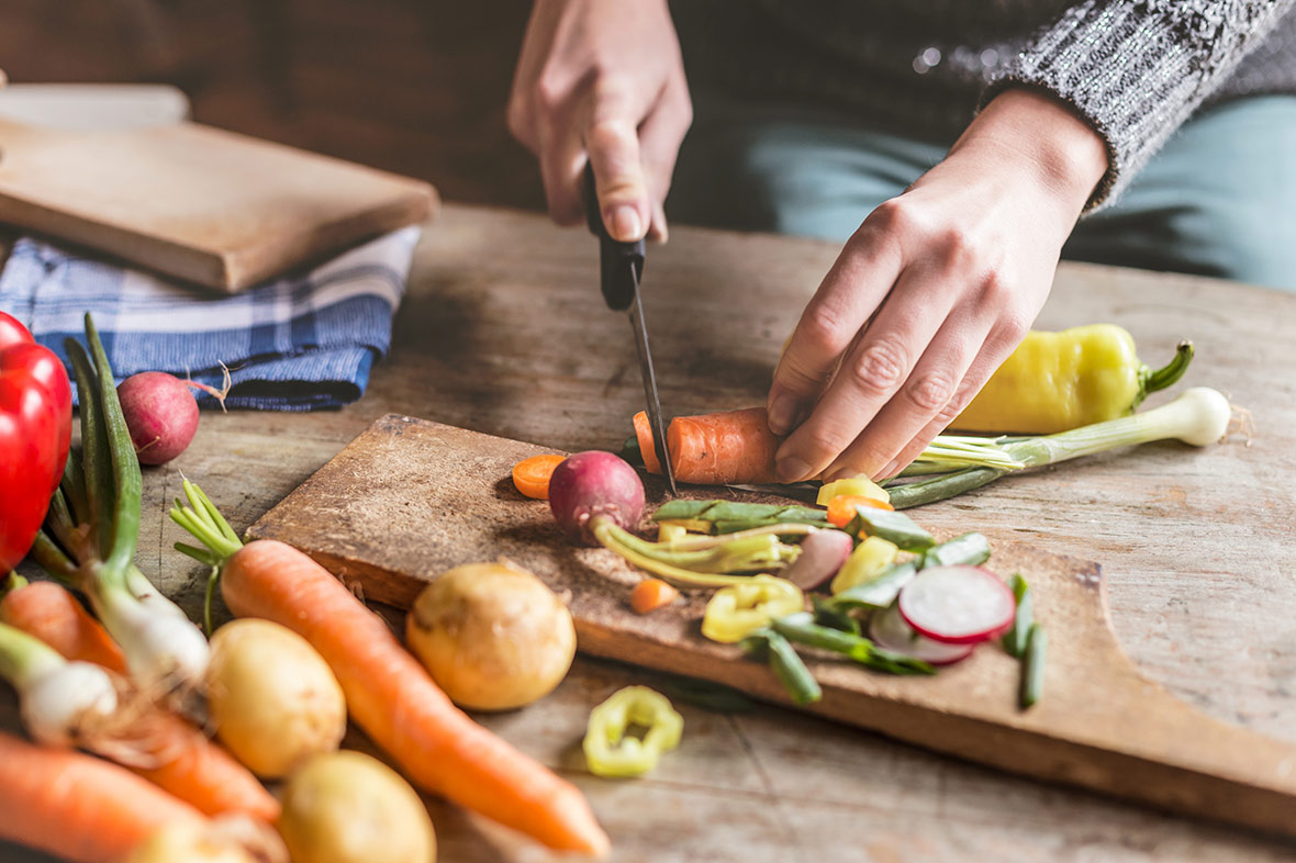 9 easy ways to add vegetables to your meals